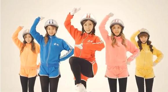 パクリ疑惑!? 韓国アイドルグループが『ももいろクローバーZ』に激似だと指摘されネットで拡散中