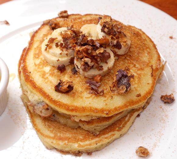 【グルメ】パンケーキ好きならテンションが2~5倍上がる! ニューヨーク発の人気ブランチ専門店「クリントンストリートベイキングカンパニー」
