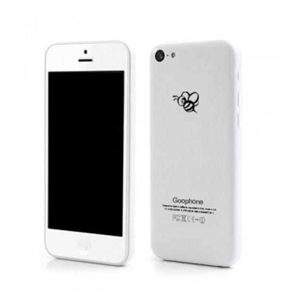 """ブレない中国! iPhone5Cが発売される前にパクリケータイ """"Goophone i5C"""" を神速で発表かッ!!"""