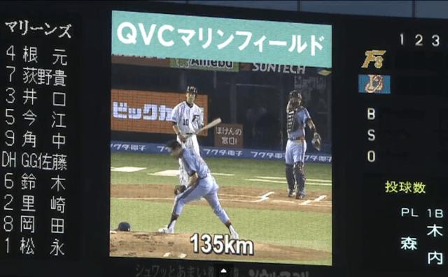 【衝撃野球動画】これぞレジェンド! 63歳の村田兆治さんが始球式でズバッと135キロの豪速球を披露!!
