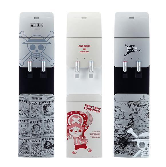 富士山の水と人気漫画『ONE PIECE』がコラボ! 『ONE PIECE』仕様のウォーターサーバーがカッコイイ件