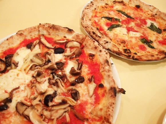 真のナポリピッツァとは何かを考えさせられる店 / リーズナブルで美味しいピッツェリア『マルデナポリ』