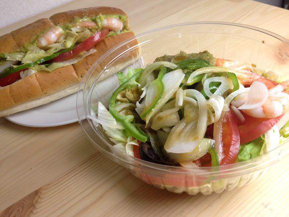 """【みんな知ってるあたりまえ知識】サブウェイのサンドイッチは """"パン抜き"""" にすることができる"""