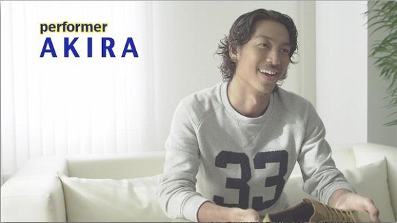パフォーマー「AKIRA」とSSとの出逢いを語る?