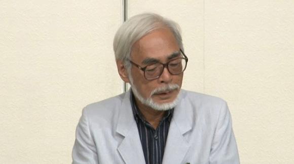 宮崎駿監督が記者会見で長編アニメからの引退を発表 「今回は本気です」「私の長編アニメーションの時代は終わった」