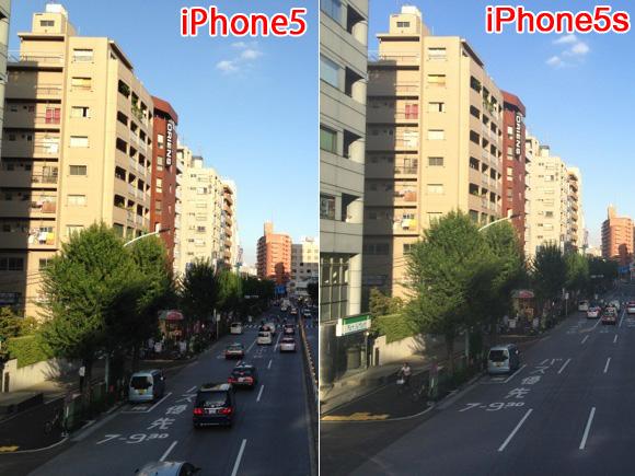 【徹底比較】iPhone5 と iPhone5s で写した写真はこう違う / 正直あんまり変わらない