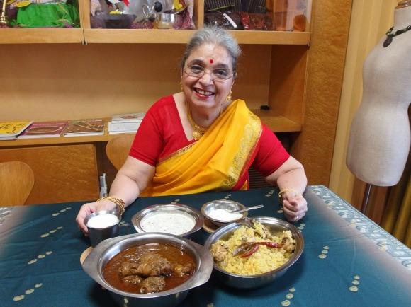 【料理好き必見】あの『美味しんぼ』にも登場した伝説のインド料理研究家・アロラさん秘伝の絶品チキンカレーとビリヤニのレシピを公開