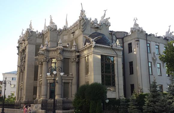 【ナターシャ通信】神秘とミステリーが受け継がれる街 ウクライナの首都キエフ