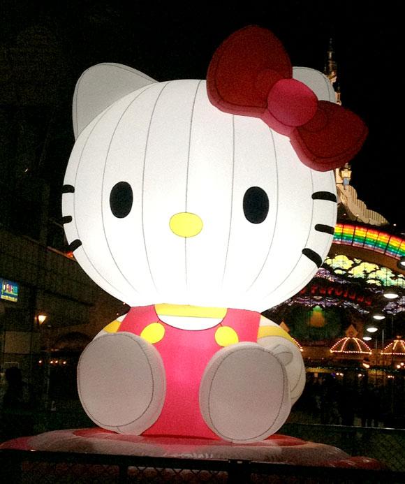 【無料速報】12月6日にキティちゃんの本拠地「サンリオピューロランド」と「ハーモニーランド」が入場無料になるぞーッ