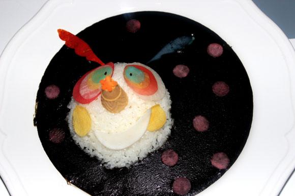 『まどか☆マギカCAFE』の「お菓子の魔女カレー」を食べてみた / こんなの絶対おかしいよってくらい可愛いくて笑った