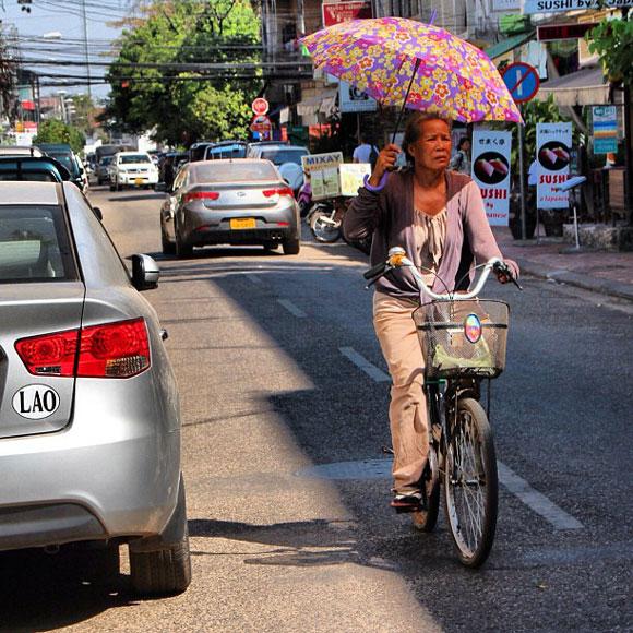 【注意喚起】道路交通法改正! 12月1日より自転車の逆走は法律で禁止に / 違反には5万円以下の罰金も