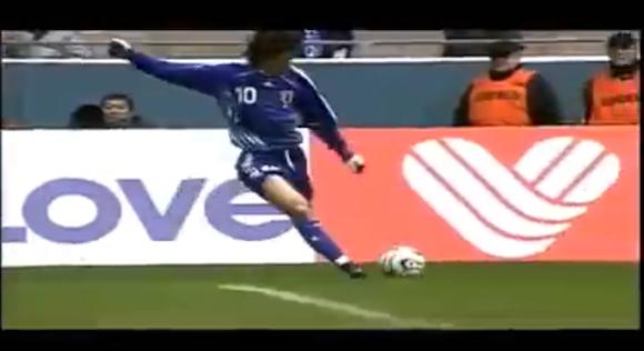 【衝撃サッカー動画】これはおさえておきたい! サッカー日本代表のベストゴール50選