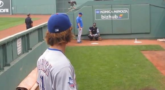 【衝撃野球動画】メジャーリーガーのピッチングを疑似体験! 一流投手たちの目線から見る世界