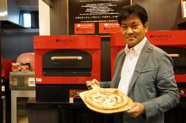 これぞ日本の技術!世界一の職人が認めるイタリアにも無い電気式ピッツァ窯を作った「ツジ・キカイ」山根 証社長インタビュー