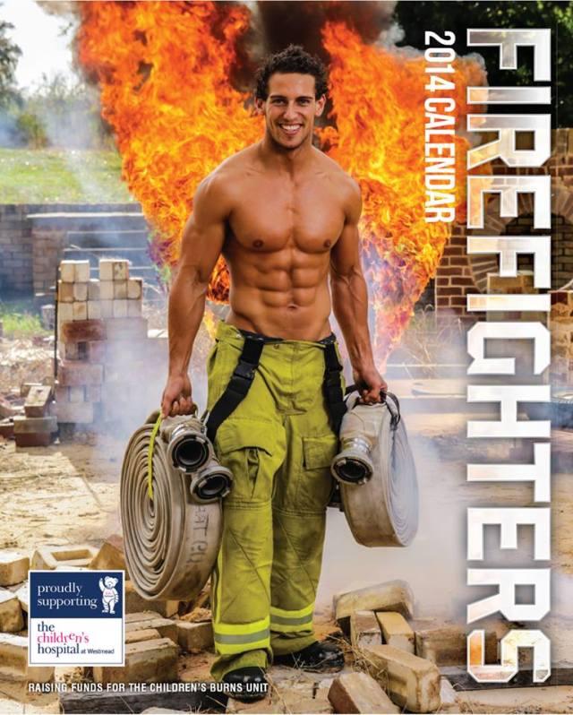 鋼鉄のマッスルボディーに目が眩む! オーストラリアの消防士カレンダーの肉体美がヤバイ / ネットの声「これこそ私が欲していたもの!」