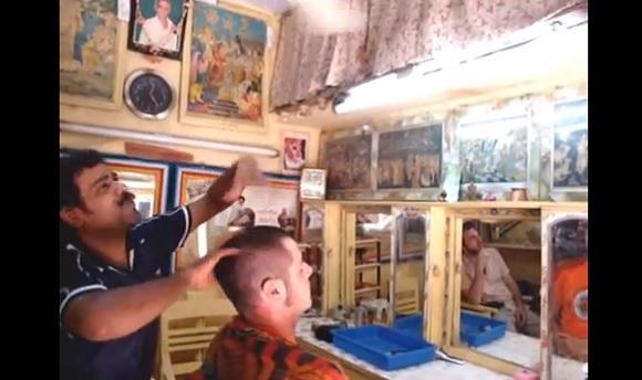 【神業動画】世界に散らばる7人の達人たち / マッサージ達人・パン達人・靴磨き達人など