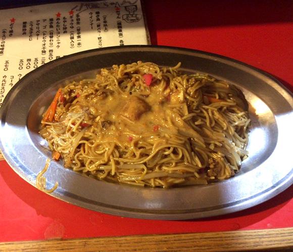 【グルメ】博多ラーメンの進化系「焼きラーメン」を食べてみた  / ほかにはない完成された麺料理と判明