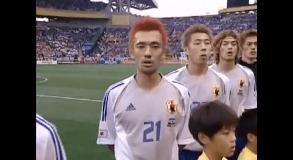 【衝撃サッカー動画】トレードマークは赤いモヒカン! 元日本代表MF・戸田和幸選手のサッカー人生