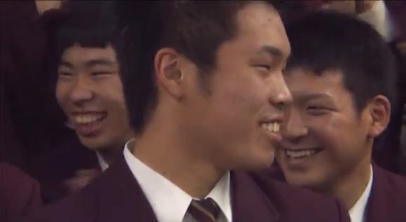 【感動野球動画】東北楽天が2位指名した常総学院高校・内田靖人選手のドラフト会議での裏側と期待