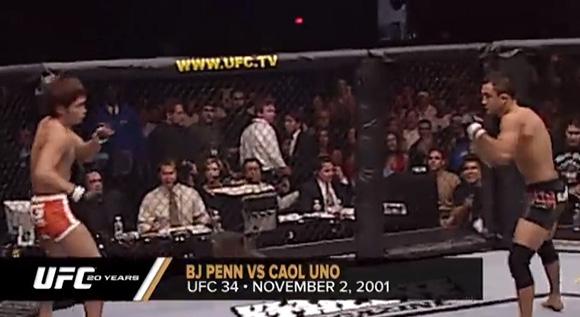 【衝撃格闘動画】UFCベスト・オブ・ノックアウトTOP20