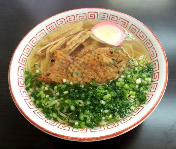 【グルメ】岡山県のラーメン屋さんが「たい焼き」をラーメンにトッピングする暴挙! 山金