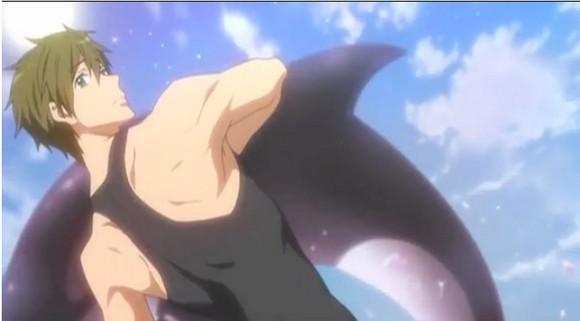 海外ファンが選ぶ「最もセクシーなアニメキャラ2013」が決定! 男子は『Free!』の橘真琴!! 女子も『Free!』の天ちゃん先生