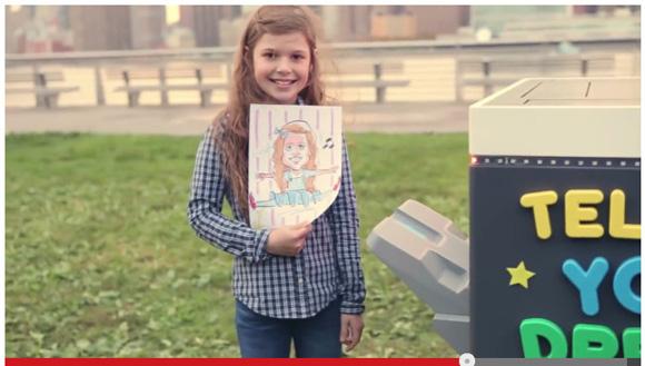 【動画】子どもの夢を形にするコニカミノルタの「deram printer」プロジェクトが素敵! 無垢な笑顔に癒される