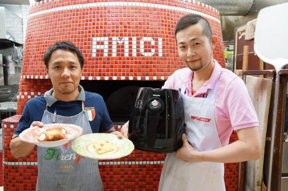 【保存推奨】超人気イタリア料理店アミーチの凄腕シェフが教えるドルチェ『シチリア風カンノーリ』とナポリ料理『ミリアッチョ・ポレンタ』簡単レシピ
