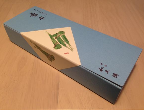 【京都グルメ】本当は誰にも教えたくない隠れた絶品土産「和久傳 希水」 集中して味わいたい新感覚デザート