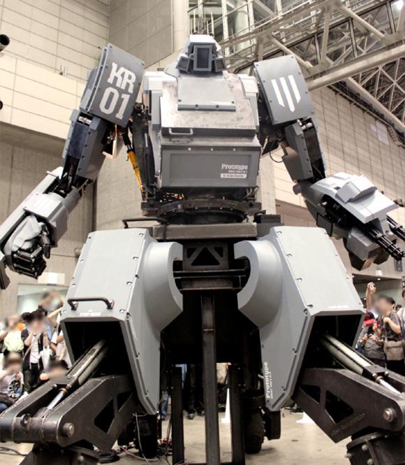 お~い! Amazonで巨大ロボットの取り扱いが始まったぞ~!! お値段たったの1億4000万円