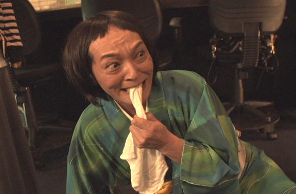 【閲覧注意】あのドラマの名脇役・緋田康人の顔面7変化が100倍返し級にヤバい件
