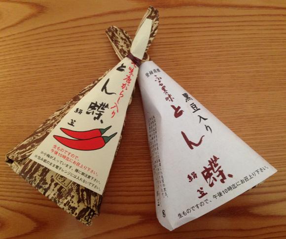 【グルメ】アホほど美味い「関西土産」が新大阪駅にありまっせ! 老舗和菓子屋がつくった絶品おむすび『とん蝶』