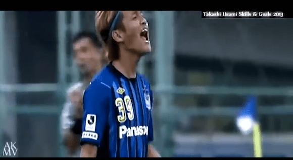 【衝撃サッカー動画】古巣・ガンバ大阪で輝きを取り戻した宇佐美貴史選手のスーパープレー集