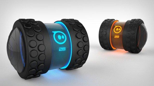 【これは欲しい】スマホで操作できる最新型ボール型ラジコン『Sphero 2B』がカッコ良すぎる!!