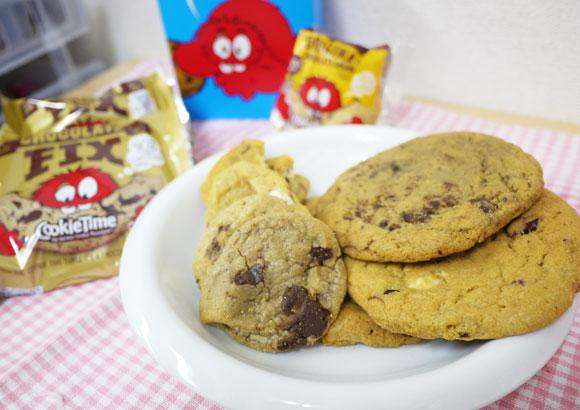 原宿で小腹が空いたらニュージランド発のクッキー店「クッキータイム」 /  焼き立てクッキーが80円! クッキーが80円!!