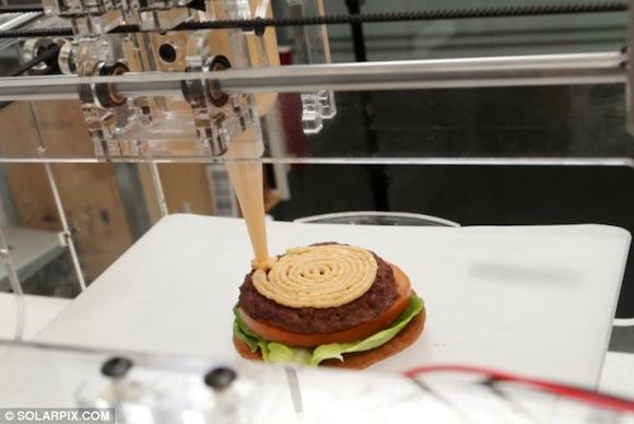 【革命的キッチン家電】3Dプリンターが料理を作る時代がやってきた! 価格は135000円だぞ急げ!