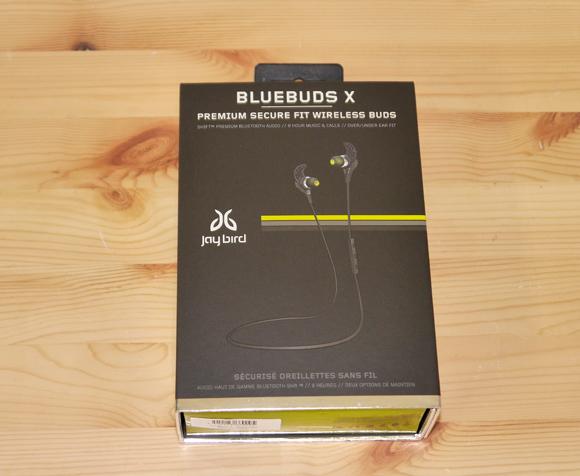 今年こそダイエット! という人におすすめのワイヤレスイヤフォン「JayBird BlueBuds X」が快適すぎる!!