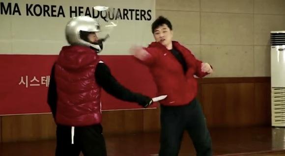 【衝撃格闘動画】韓国で行われたロシア軍隊格闘術『システマ』のセミナー動画が達人すぎてコリアおそロシア
