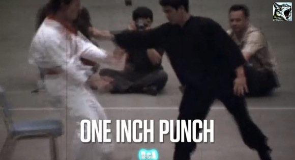 【衝撃格闘動画】ブルース・リーの「ワンインチパンチ」の凄まじさが一発で分かる動画