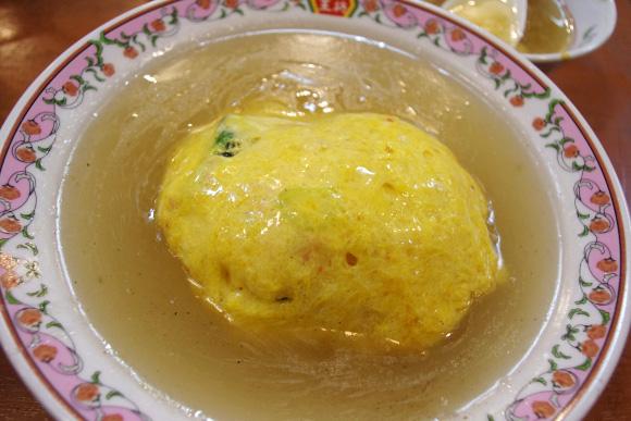 無料でできる! 餃子の王将で「天津飯をアンダクで」と注文したらアンをここまで多くしてくれた