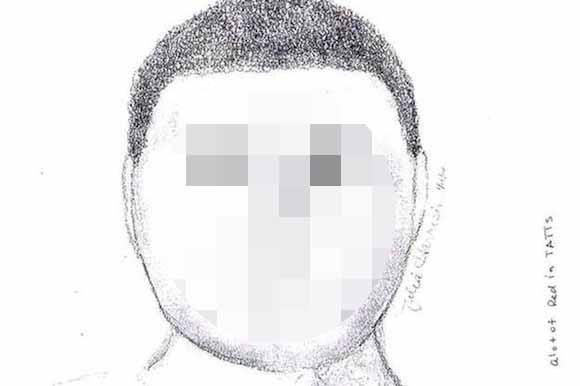 【この顔みたら110番】米テキサス州の警察が発表したナイフ強盗の似顔絵が面白すぎて笑った