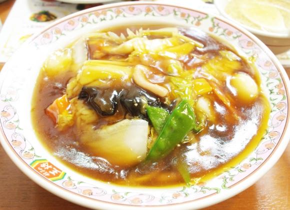 【グルメ】餃子の王将は無料で中華飯を「アンダク」にしてくれる