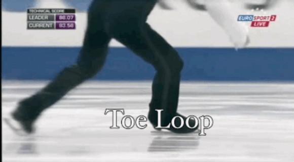 【なるほどGIFアニメ】百聞は一見にしかず! フィギュアスケートのジャンプの種類を解説したGIFアニメが話題