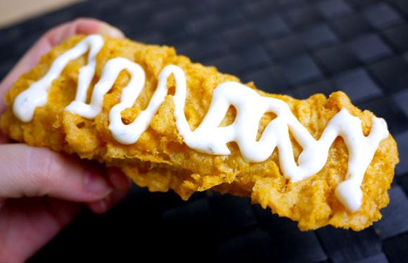 【KFC】売れすぎ即完売だった伝説メニュー「ケンタッキーフライドフィッシュ」が大復活!! ケンタッキーだけど魚! ケンタッキーだけど魚!!