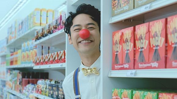 【笑顔】お菓子になった妻夫木聡がチャーミングすぎる / グリコの新CMがめちゃめちゃ和み系で心癒される件