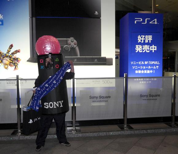 【発売記念イベントレポート】ソニーの次世代ゲーム機「PlayStation4」がついに発売開始されたぞ~ッ!!