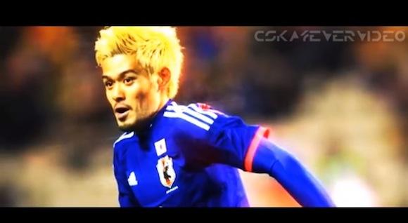 【衝撃サッカー動画】日本代表の中盤を担う存在となるセレッソ大阪の「山口蛍」選手がどんな選手か一発でわかる動画がコレだ!!