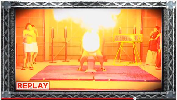 PS3版「魁!! 男塾」本日発売! スペシャルムービーで見せたクロちゃんの芸人魂が激アツすぎる!!