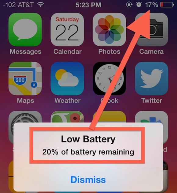 【アップル】リリースされたばかりの「iOS7.0.6」にバッテリー消費が速くなる問題発覚 / 一部ユーザーの間で不具合発生中