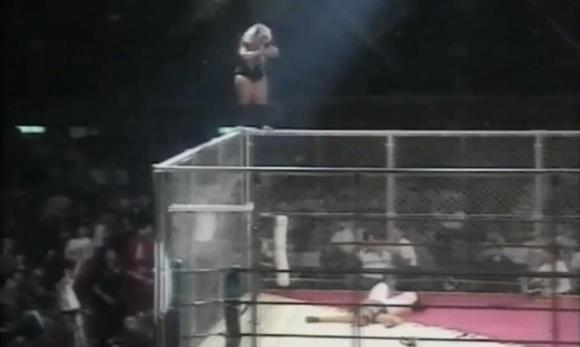 【衝撃格闘動画】女子プロレスラー「ブル中野」の必殺技ベスト40